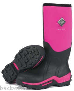 Pink Muck Boots....Gift from my Hubby to keep me warm at the barn this winter!  ♥