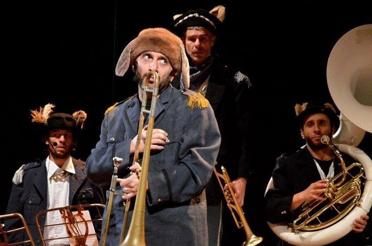 Prosegue il cartellone in programma per le stagioni di teatro ragazzi in Umbria a cura di Fontemaggiore Centro di Produzione Teatrale che domenica 12 febbraio porterà in scena tre spettacoli.