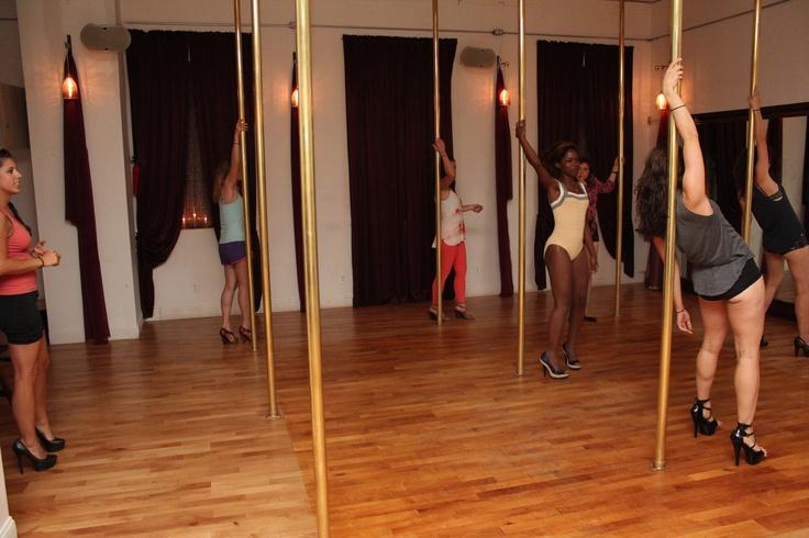 pole dance classes houston
