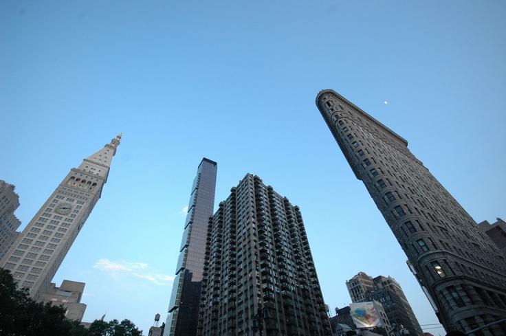 Flatiron Building #flatiron #nyc #newyork #newyork city #city #flatiron