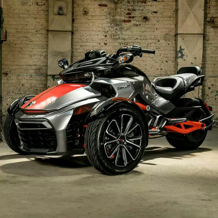 25+ Best Ideas About Can Am Spyder On Pinterest