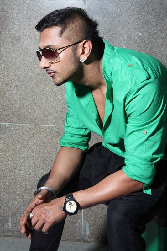 Honey Singh Picture form Ping Magazine