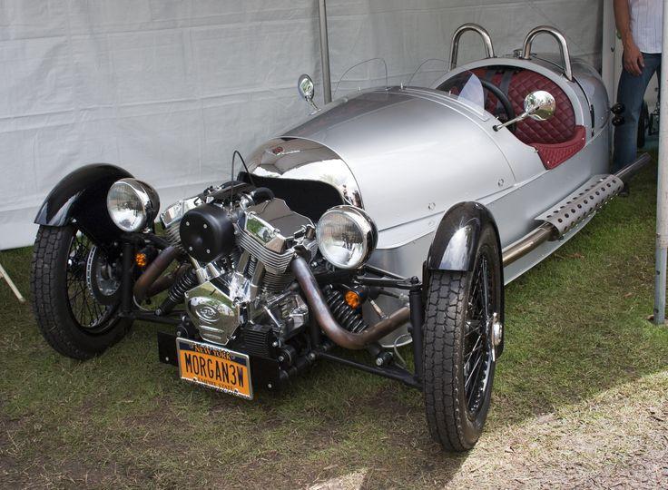 Morgan Motor Company - Wikipedia, the free encyclopedia