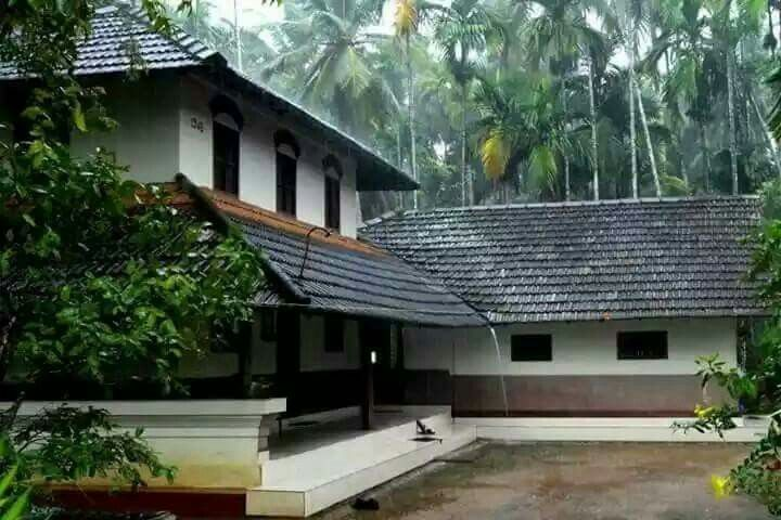 Naturally Gifted Land Kerala Old Homes In 2019