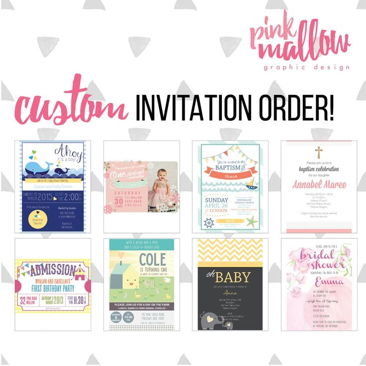 Having trouble finding the perfect invitation for your party? Then this CUSTOM DESIGN listing is just for you!  Please note: this listing is for a DIGITAL file ONLY, no printed material will be shipped.  This listing is perfect for a CUSTOM DESIGNED:  - birthday party invitation  - baby shower / sprinkle invitation  - bridal shower invitation  - engagement party invitation  - gender reveal invitation.