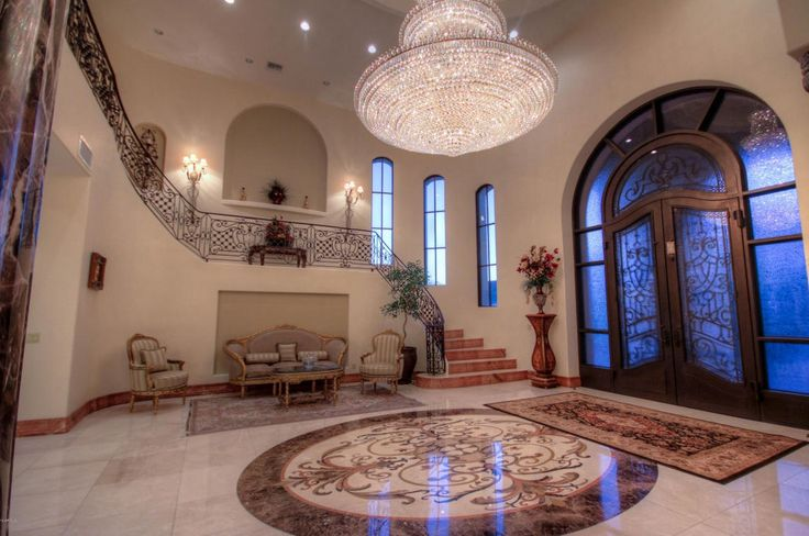 21,000 Square Foot Mega Mansion In Phoenix, AZ Re-Listed   Homes of the Rich – The Web's #1 Luxury Real Estate Blog
