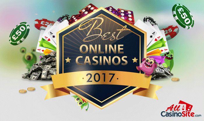 Best online Casino Websites 2017