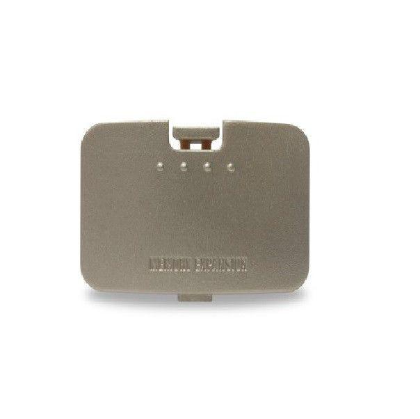 NEW Rare Gold Memory Expansion - Jumper Pak Cover - Lid For Nintendo 64 - N64 #HYPERKIN