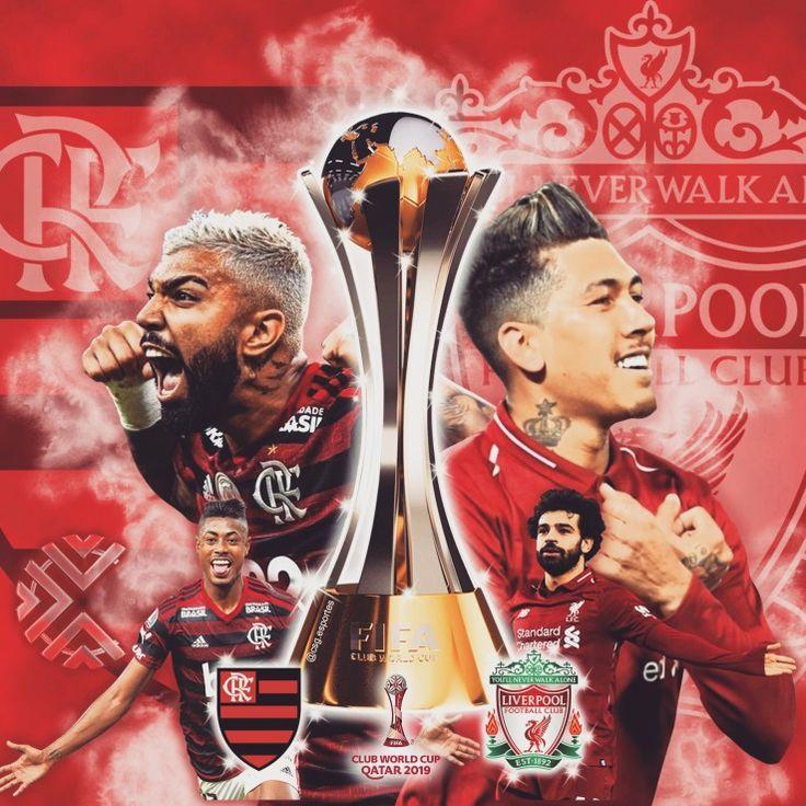 Flamengo x Liverpool Final Mundial de Clubes da FIFA 2019