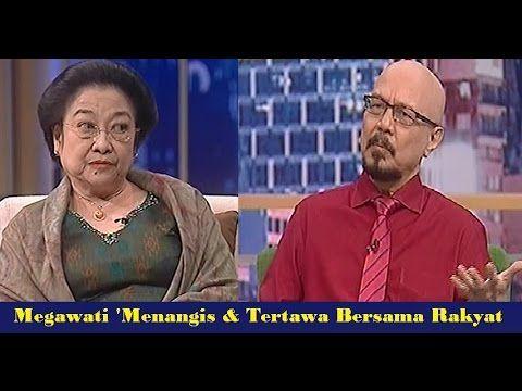 Kick Andy Show 22 April 2016 - Megawati Menangis dan Tertawa Bersama Rakyat