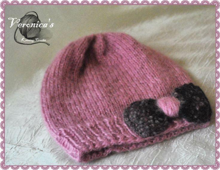 Violeta hat for bow