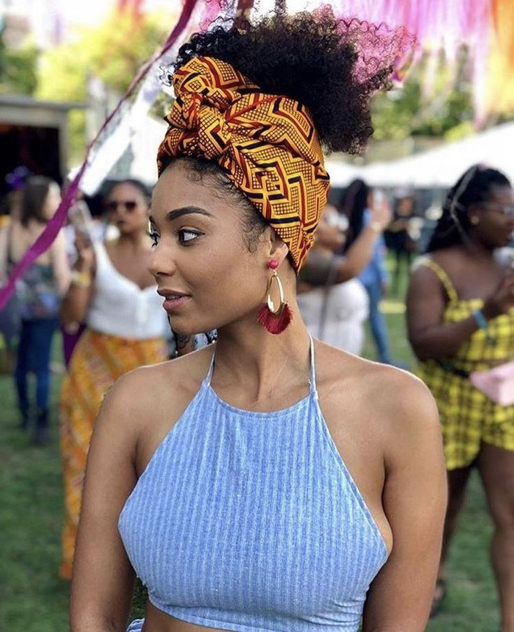 We're taking protective styling to the next level with our gorgeous headwraps….  – Protect ya ends (protective styles)