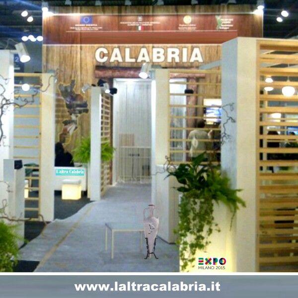 #Calabria #Expo2015 #Milano #expomilano2015 #laltracalabria www.laltracalabria.it #RegioneCalabria