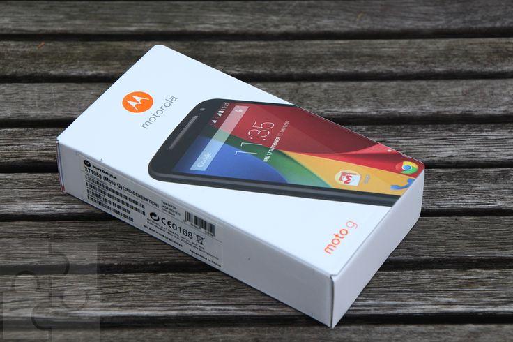 Motorola G (2 Gen.) - még dobozban