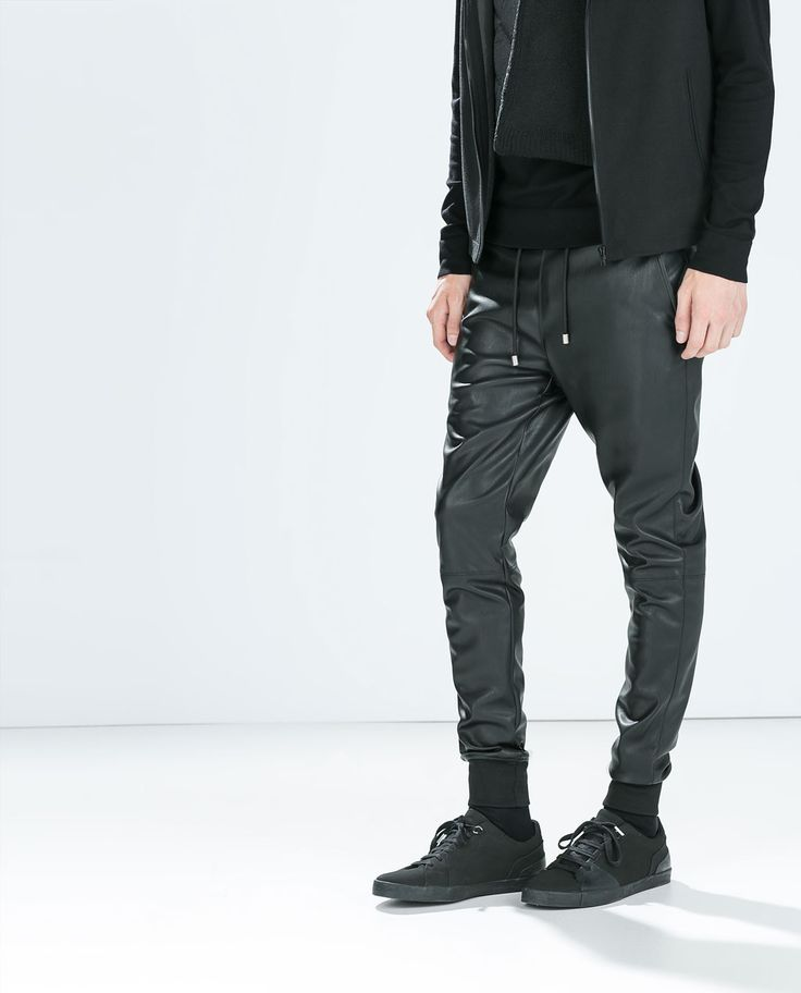 Image 3 of JOGGING PANTS from Zara