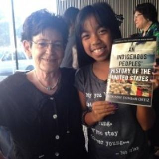 """Coming up on KBOO 90.7 fm.. TODAY (7/25) from 9am - 10am on Alternative Radio """"An Indigenous Economic Model: Roxanne Dunbar-Ortiz """"  Hear from a woman who has been active in the international Indigenous movement for more than four decades wrote The Great Sioux Nation and is known for her lifelong commitment to social justice issues. http://ift.tt/2tWvhGX #indigenous #history #usa #greatsiouxnation #community #radio #Portland"""