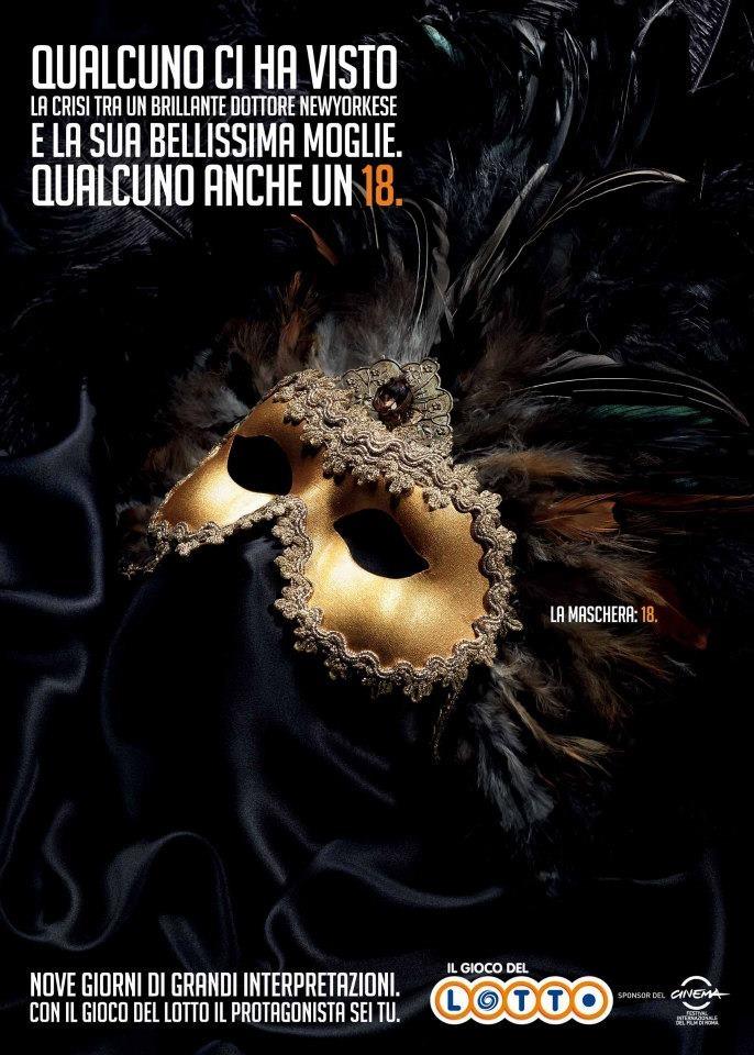 Lotto - Rome film festival 2012 - La Maschera 18