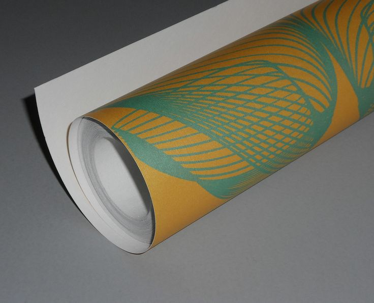 shell dandelion & pale turquoise wallpaper