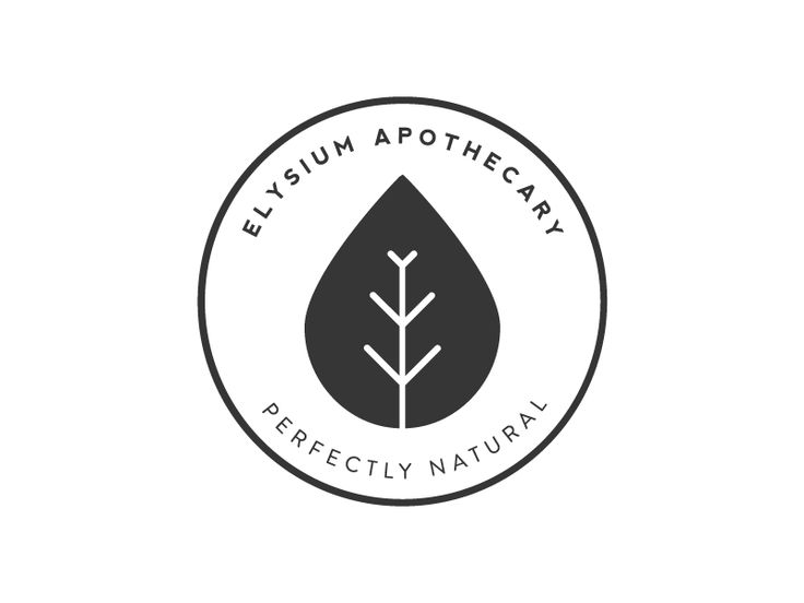 Elysium Apothecary Stamp by Adelle Charles