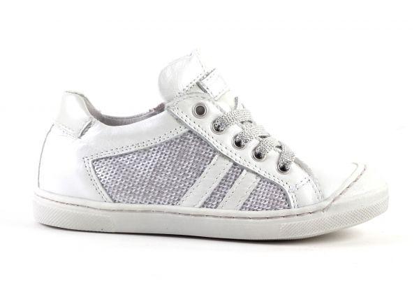Zapatos T-SHOES Hombre BIANCO/VERDE  PARKMESH-BV-S