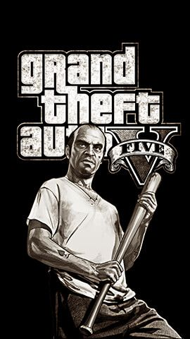 Trevor Gta 5 Android Phone Wallpapers