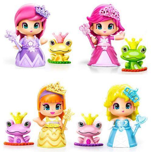 ToyzMag.com » Princesse, Neige ou Cup-Cake, Les PINYPON font leur grand retour