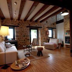 Wohnzimmer Einrichtung, Ideen Und Bilder. Landhausstil ...