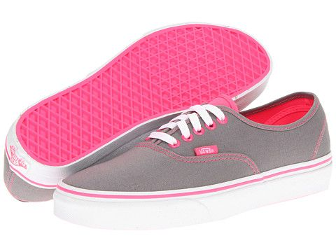 538ac8d82d0 Vans Authentic™ (Love Me X Vans) Red - Zappos.com Free Shipping BOTH Ways