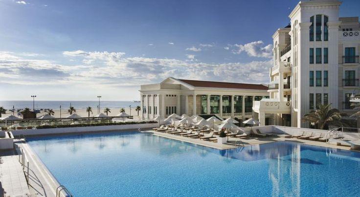 Booking.com: Hotel Las Arenas Balneario - Valencia, Spanje