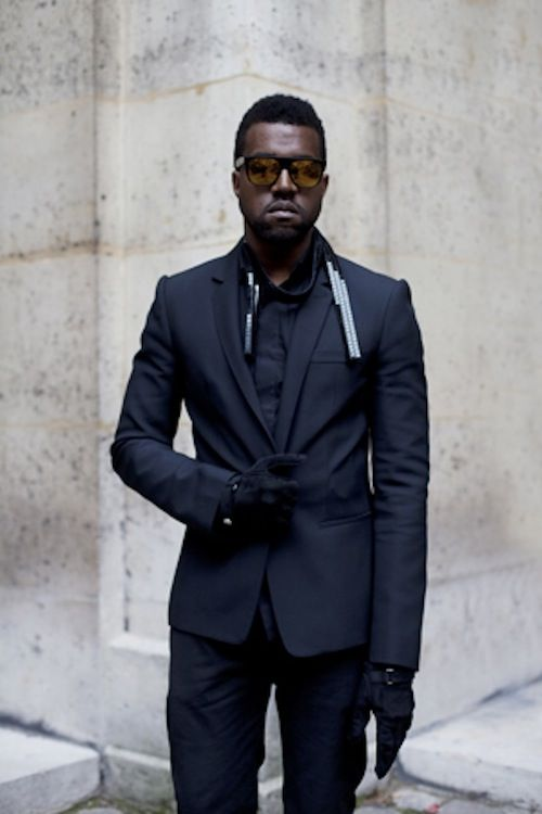Kanye West Artist Icon Modern Fashion Inspiration