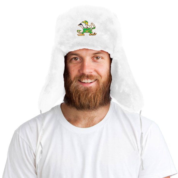 Tundra Hat™ + Notre Dame Fighting Irish Pin ($8 value!)