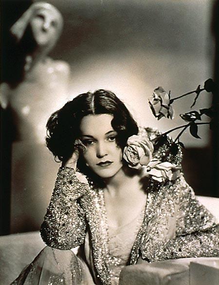 George Hurrell - Maureen O'Sullivan (1932)