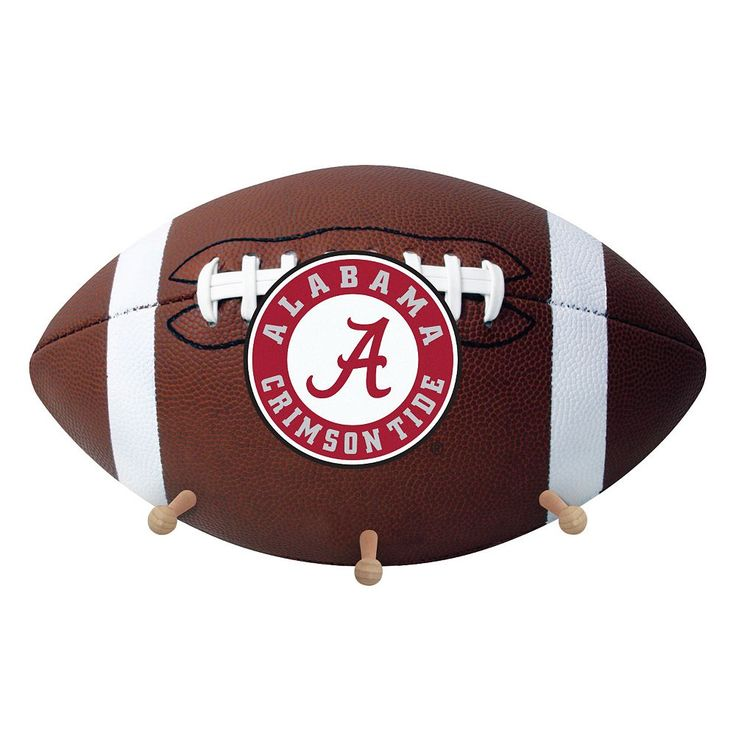 Alabama Crimson Tide Football Coat Hanger, Multicolor