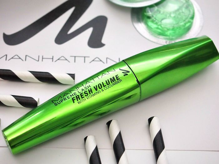 Manhattan Supreme Lash Fresh Volume Mascara