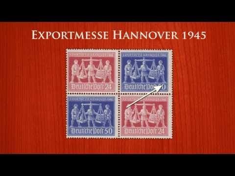 Briefmarken-spezial.de: Video über Plattenfehler bei Briefmarken. http://briefmarken-spezial.de/ -die Philatelieseite mit Kleinanzeigenmarkt.