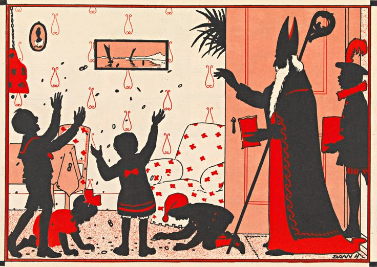 Als het 6 december wordt : 12 oude en nieuwe St. Nicolaasliedjes