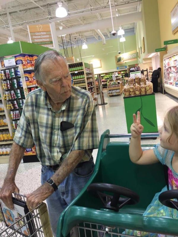 """Tara Wood's daughter Norah was gearing up to celebrate her fourth birthday. On the day before her big day, Norah happened to explain to Tara her affinity for elderly folks — their soft skin, their slow-moving gestures, and how, since they're reaching the end of their lifespans, she wants to """"love 'em all up before..."""