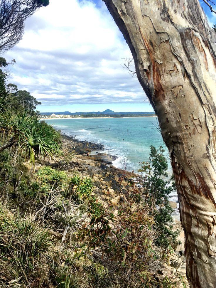 Beach Noosa sunshinecoast GoPro water travel