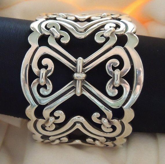 Sterling Silver bracelet                                                                                                                                                                                 More                                                                                                                                                                                 More