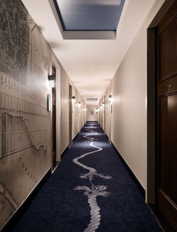 Corridor Design: Pin By Jim Brady On Hotel Corridor