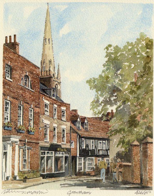 Grantham - Portraits of Britain