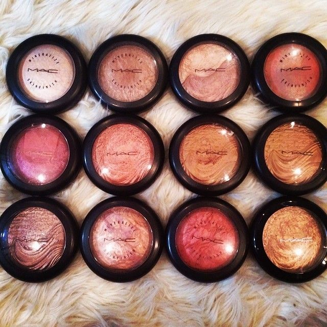 love MAC mineralize skinfinishes <3