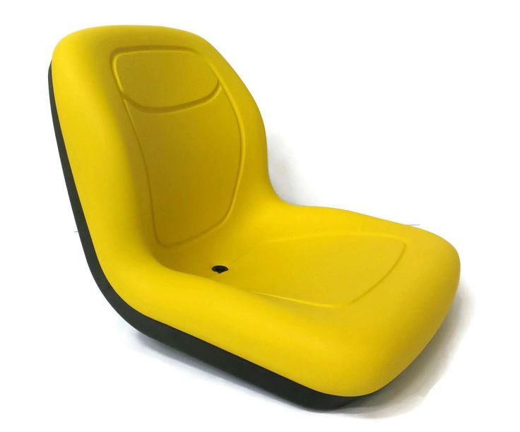 New Yellow HIGH BACK SEAT for John Deere Lawn Mower Models L100 L105 L107 L110 ,,#id(theropshop; TRYK130271625828623. New Yellow HIGH BACK SEAT for John Deere Lawn Mower Models L100 L105 L107 L110 ,,#id(theropshop (send message w/ this item, we'll let you satisfactory.