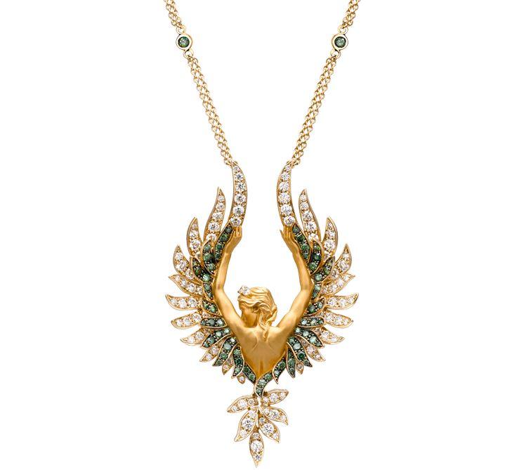 necklace 2848 Nicole Jewelry Store