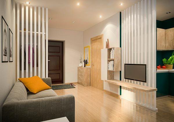 DOM.RIA.com - ТОП-10 идей дизайна перегородок для зонирования комнаты - последние новости о недвижимости Украины. Свежие новости о недвижимости Украины.