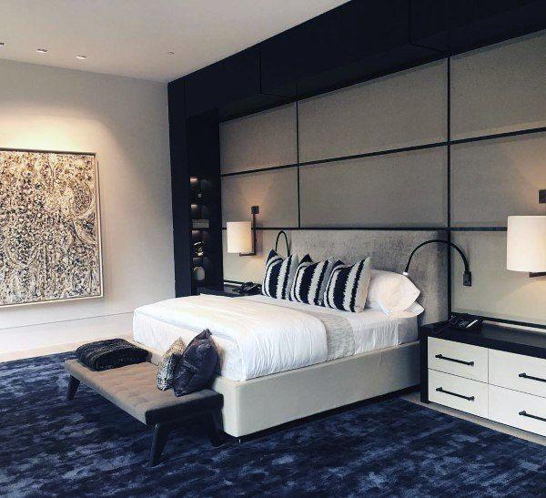 Top 60 Best Headboard Ideas Bedroom Interior Designs Bedroom Headboard Bed Headboard Design Bedroom Interior