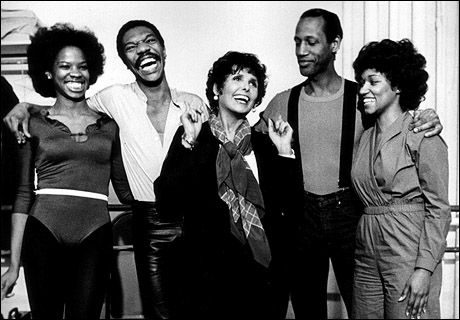 Lena Horne with Tyra Ferrell, Vondie Curtis-Hall, Peter Oliver-Norman , and Claire Bathé: Look Back at Lena Horne: The Lady and Her Music