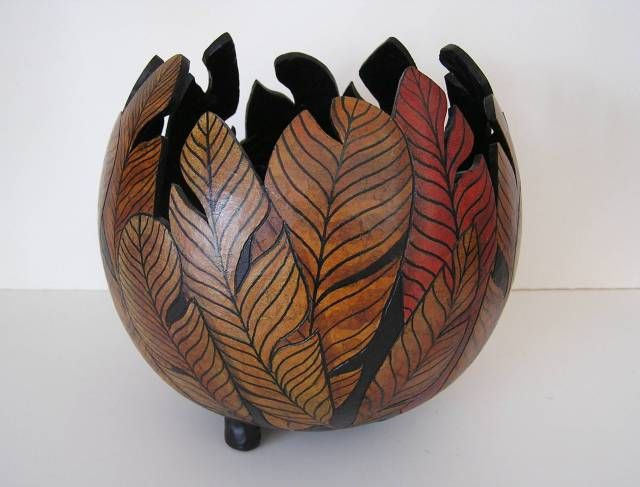 Gourds Art And Crafts