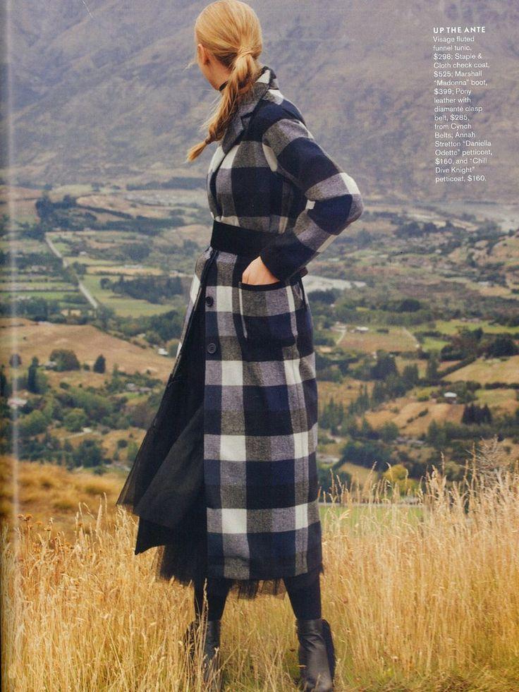 Press – Staple + Cloth