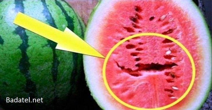 Milujete červený melón? Ak v ňom uvidíte takúto trhlinu, ihneď ho vyhoďte. Tu je dôvod prečo